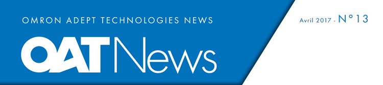 OMRON ADEPT TECHNOLOGIES NEWS OATNews N°13