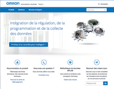 OMRON Automatisation industrielle France