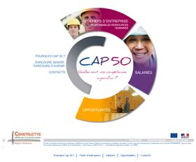 Site CAP50